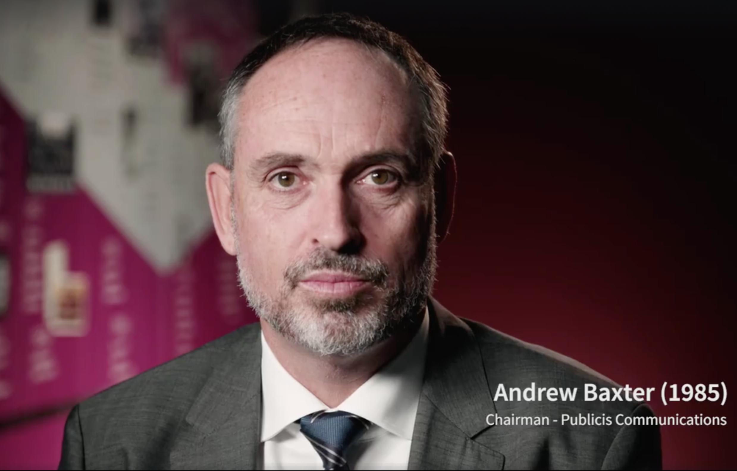 Andrew is interviewed as part of the Old Haileyburians' Association Staying Connected Series - a 20 part series featuring the diversity of Haileybury's well known alumni.