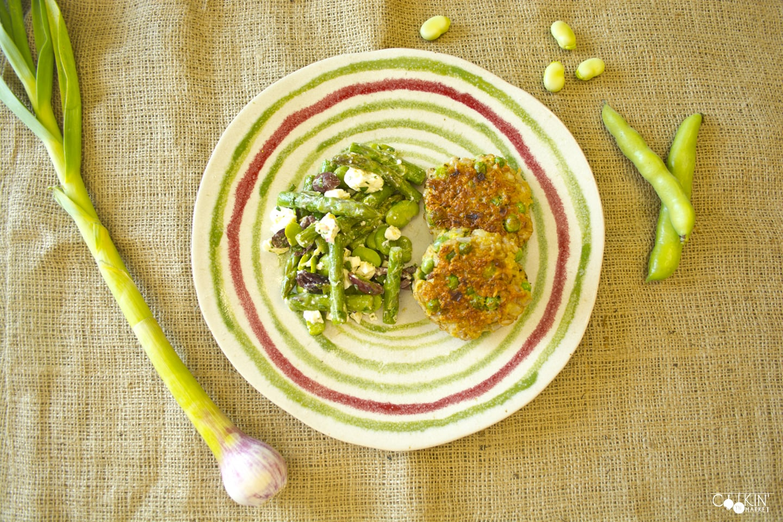 Veggie Patties and Greek Salad.jpg
