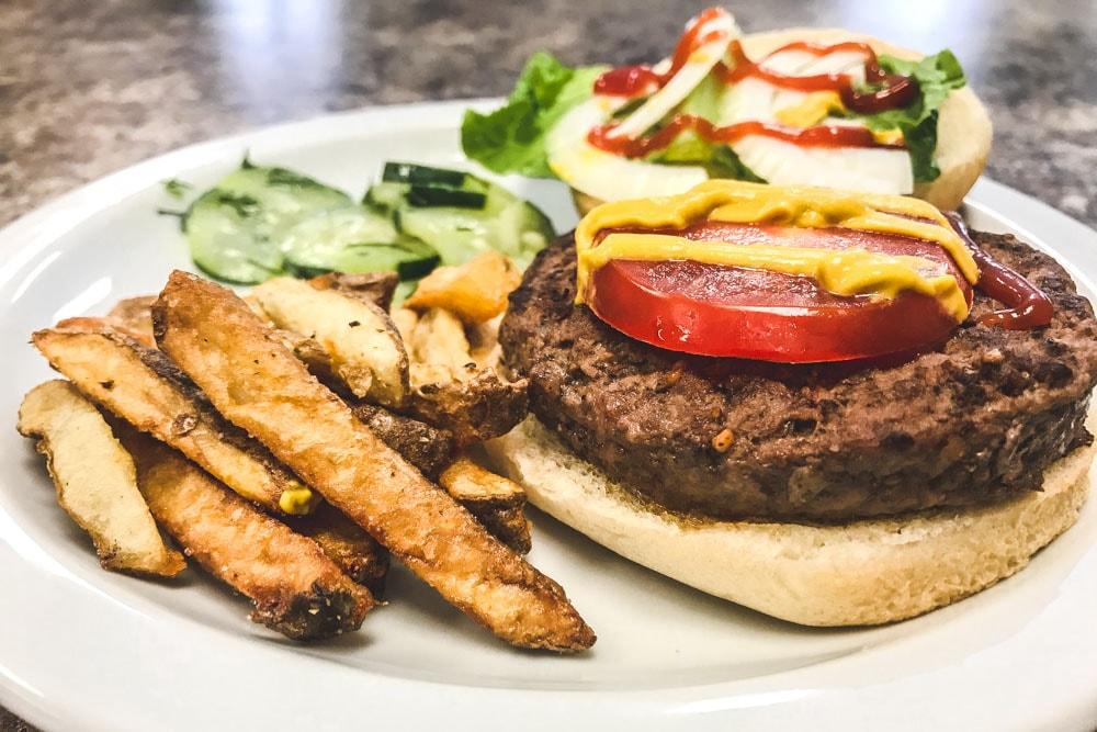 Angus Burgers & Fresh Cut Fries