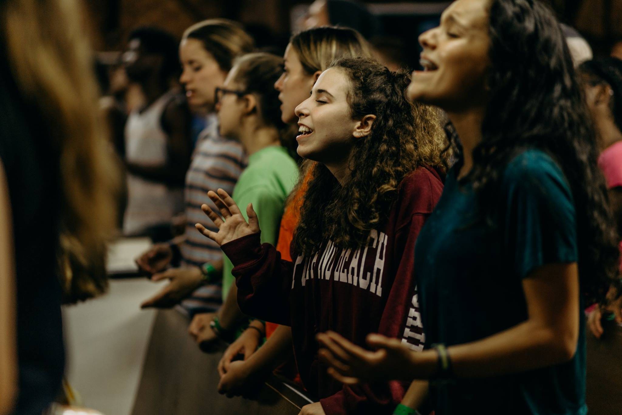 MISSING SUMMER CAMP?   Reconnect with God & your friends at   WINTERCAMP