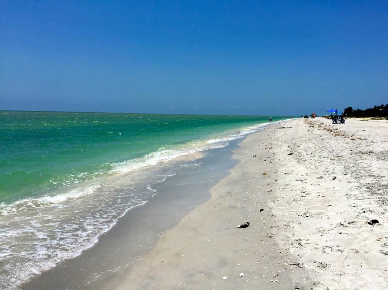 15 MILES OF BEACHES