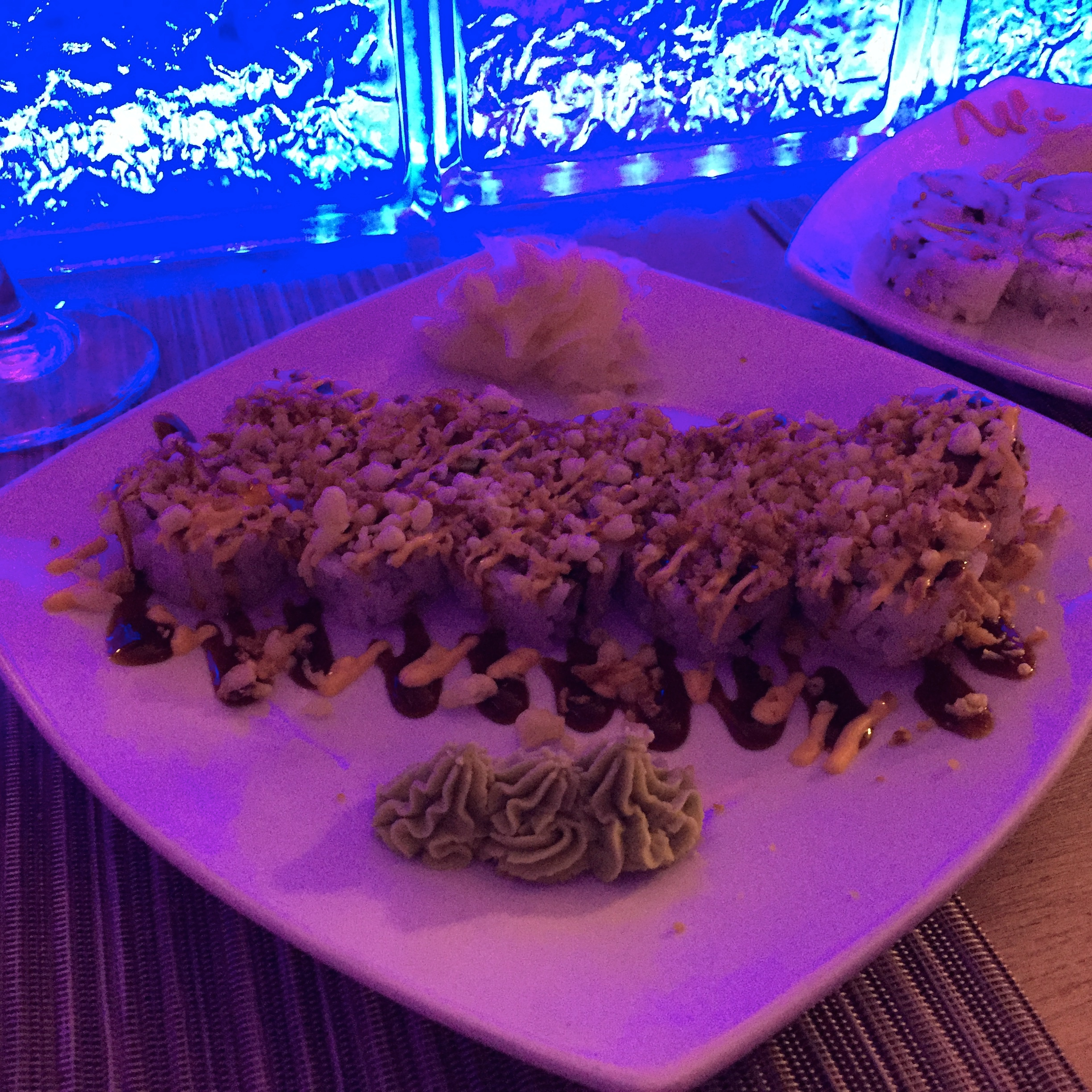 Crunchy Roll with Shrimp