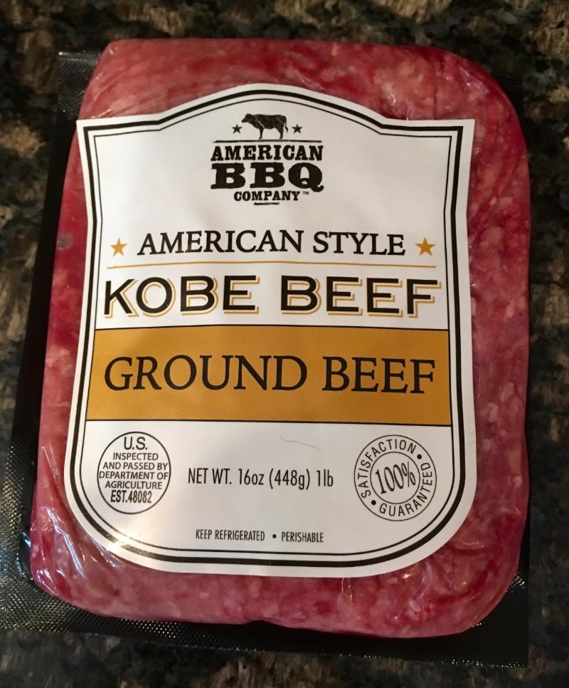 American BBQ Company's American Style Kobe Beef