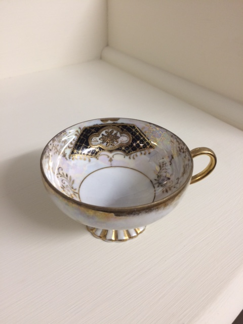 Artfully Rooted - 608 1/2 Sutter St, Folsom, CADecorative Tea Cup