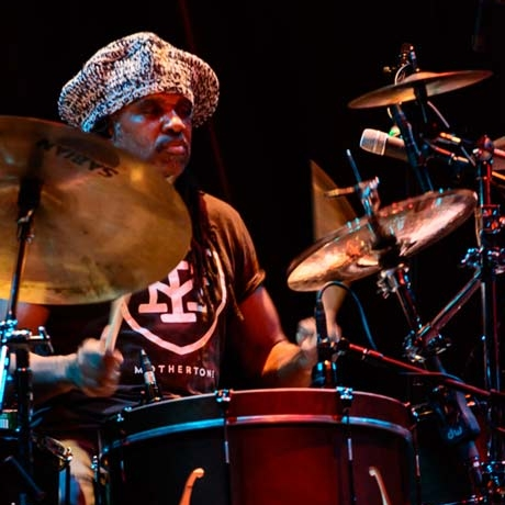 "ROY ""FUTUREMAN"" WOOTEN: (percussionist, drummer, composer) Bela Fleck, The Wooten Brothers"