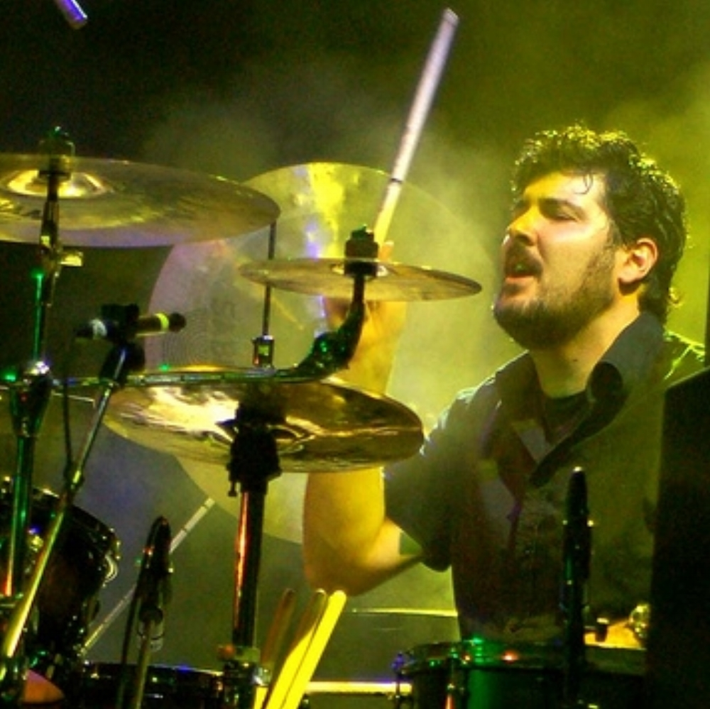 GEORGE REBELO: (drummer, producer) Hot Water Music, Bouncing Souls