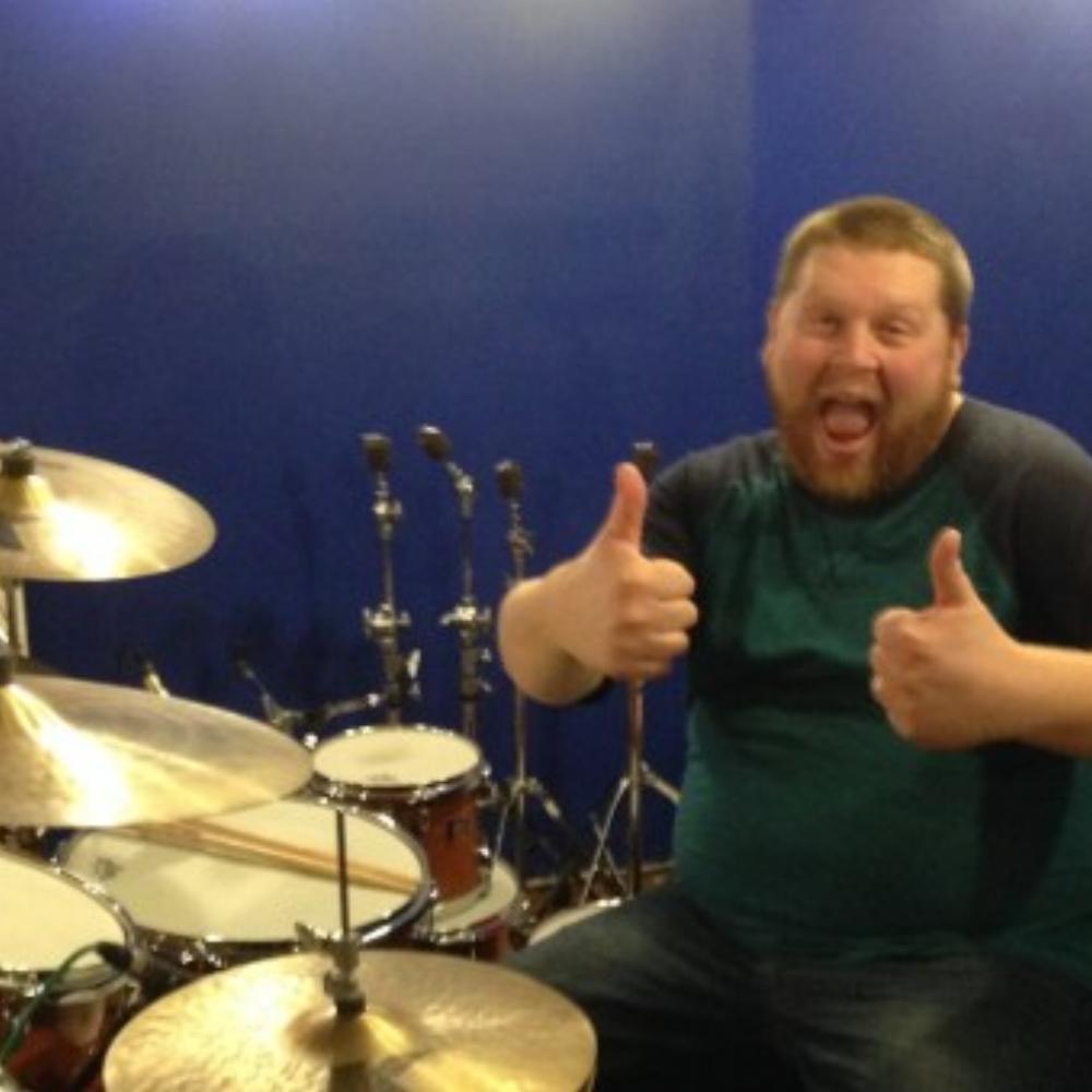 MATT ICEMAN: (drummer) David Nail and the Well Ravens