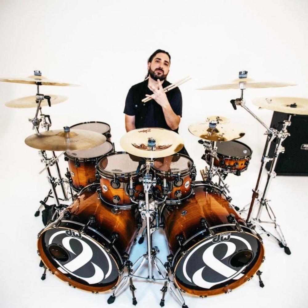 TINO ARTEAGA: (drummer) Of Mice And Men