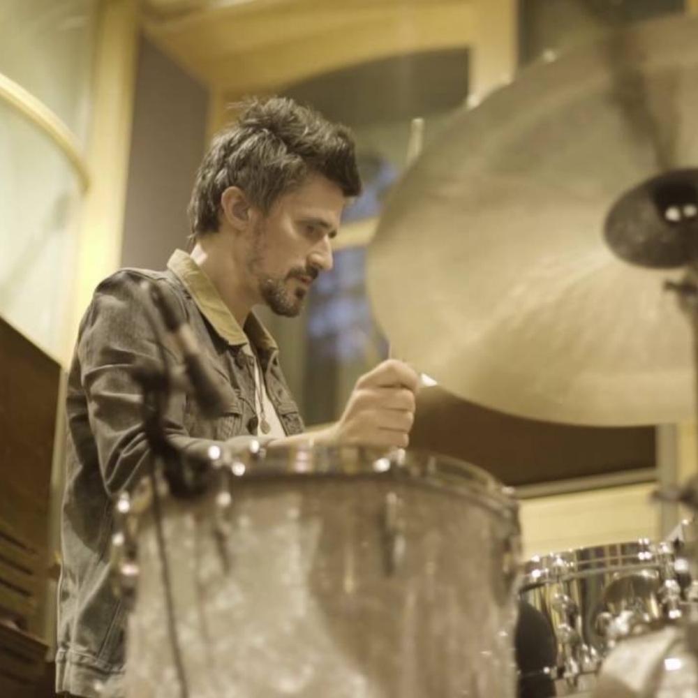 ALEX REEVES: (drummer) Elbow, studio musician