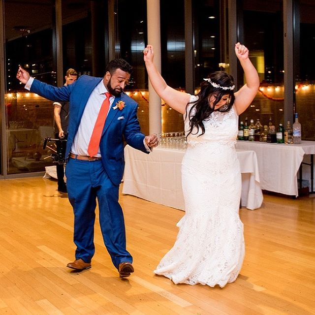 Dancing through #nationallovingday (a day late) with my forever boo. . . Forever grateful that marrying the one I love is not a crime thanks to the mettle and grit of Mildred and Richard Loving and some dedicated lawyers. Always marveling at how we couldn't have asked for plaintiffs with a more appropriate last name. . . . The case was decided by the Supreme Court in 1967...it's only been 52 years. I'll take none of my civil liberties for granted. . . . Love you @deuceslp! Happy Loving day!!!