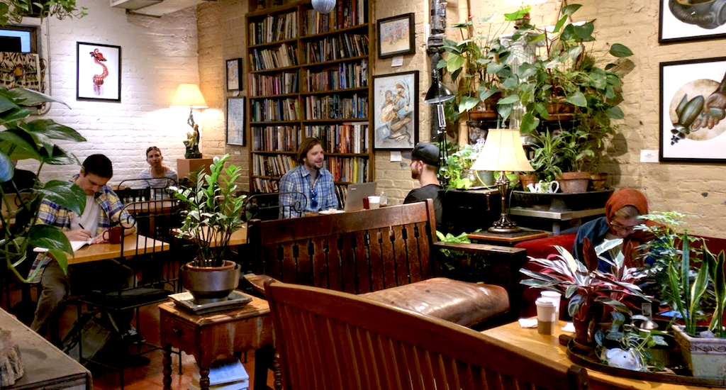 Grounded Organic Coffee & Tea House  | Source: Google Maps