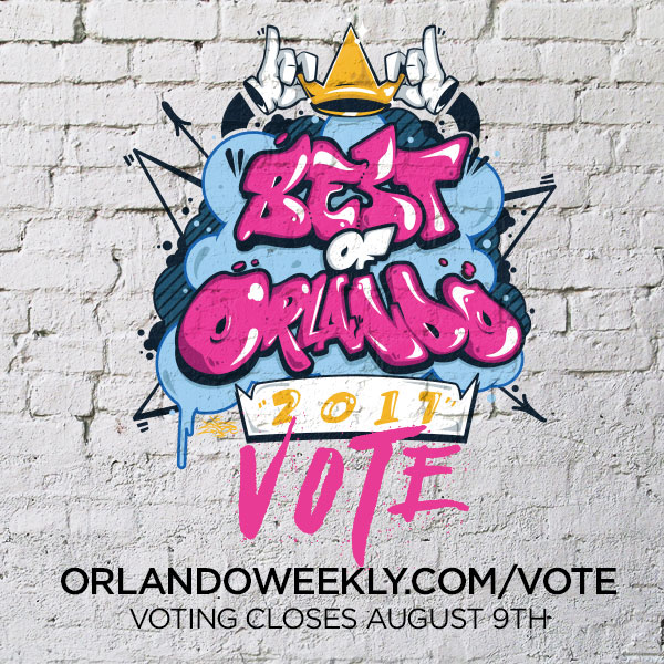 Best of Orlando 2017