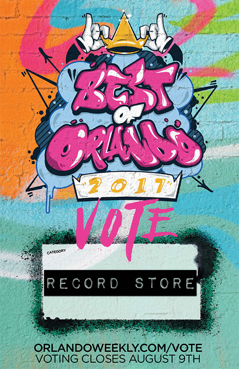 VOTE FOR REMIX | BEST RECORD STORE