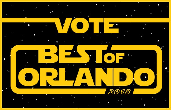 Best of Orlando 2018