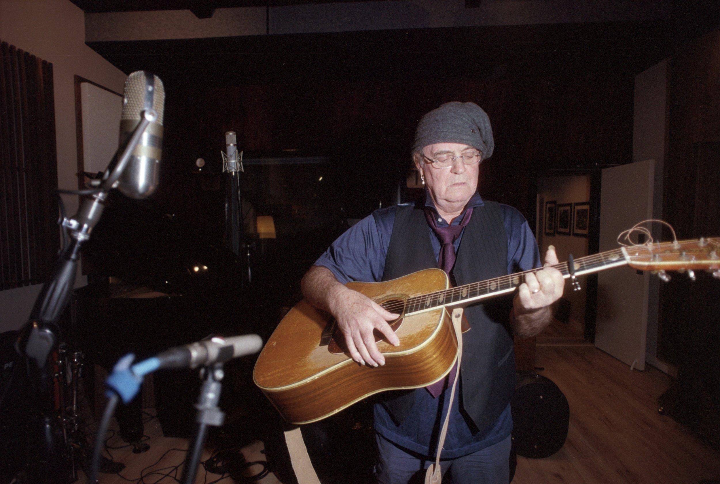 British Rock Legend Terry Reid (Photo by Devin O'Brien)