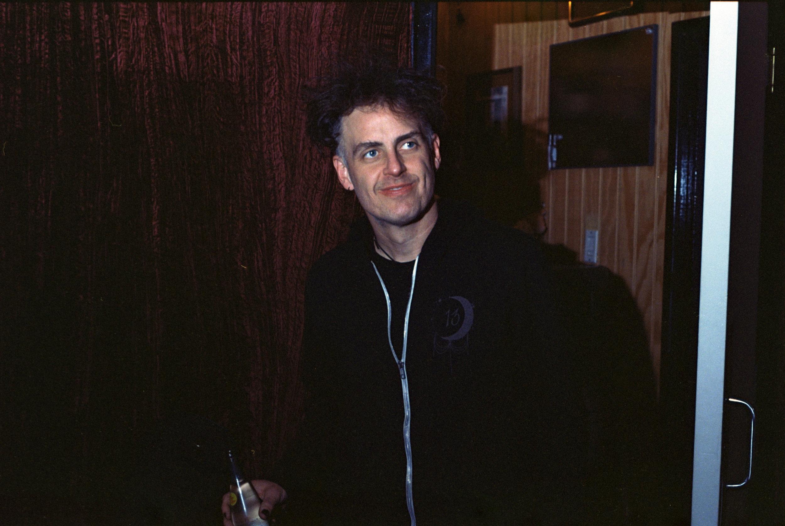 Bassist Devin Hoff (Photo by Devin O'Brien)