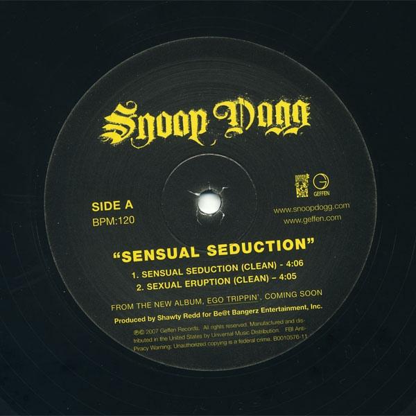 Sensual Seduction (Flashback Remix) - Snoop Dogg