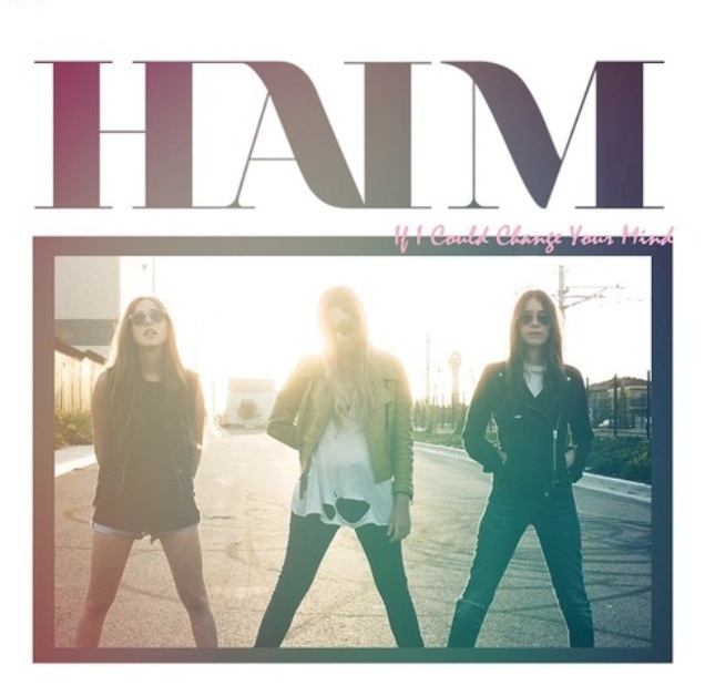 If I Could Change Your Mind (TECH N01R & Flashback Remix) - HAIM