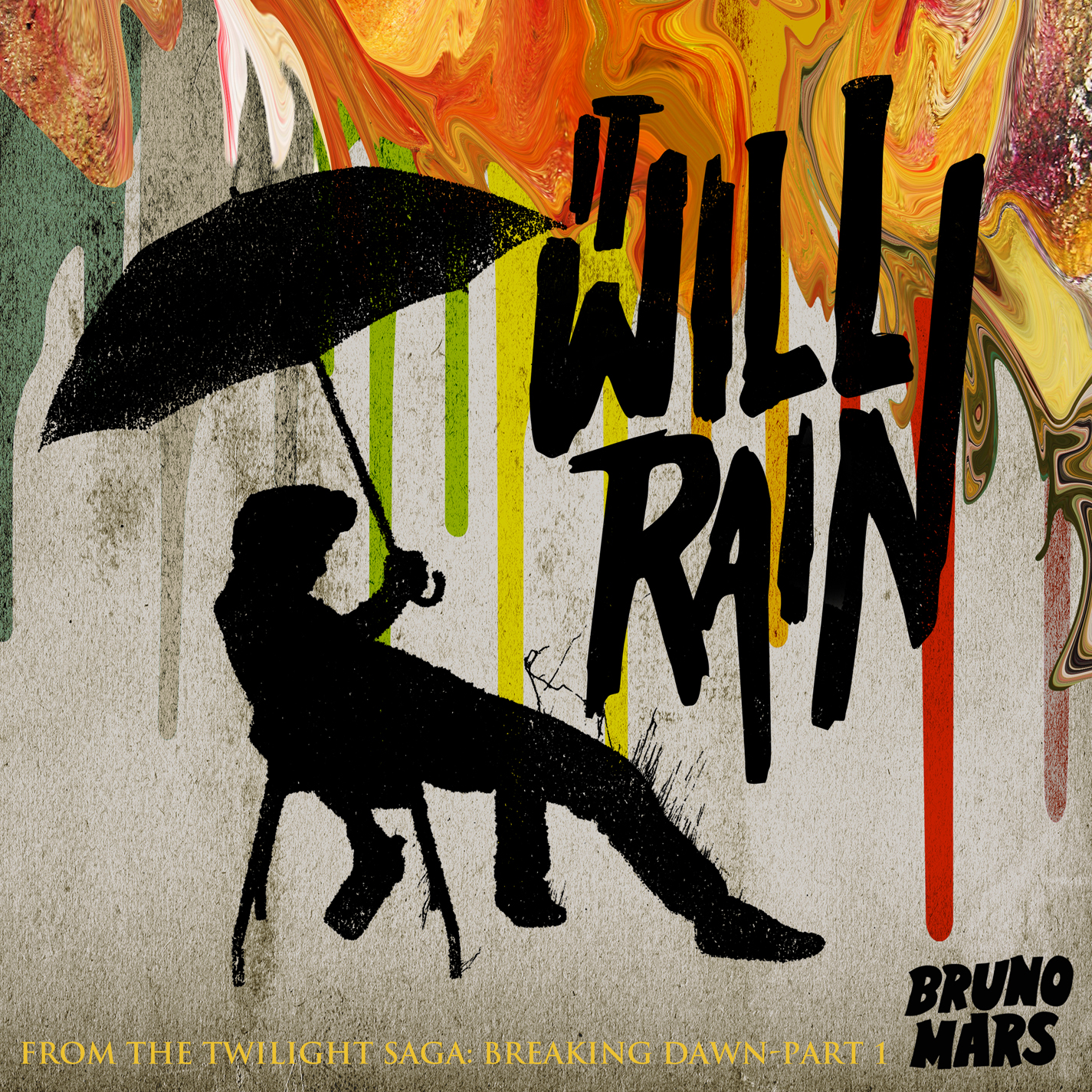 It Will Rain (Flashback's 'TO WRITE LOVE ON HER ARMS' Version) - Bruno Mars