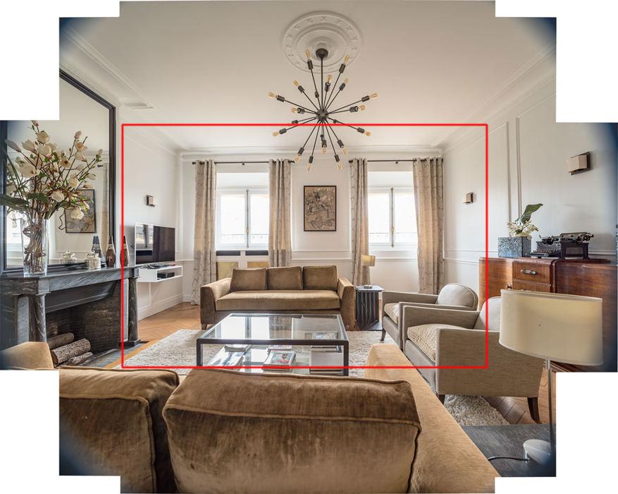 Images assemblées à l'aide d'un logiciel : Photoshop (fonction Photomerge ou fonction Alignement automatique des calques), CameraRaw (fonction Fusion Panorama), Lightroom (fonction Panorama)