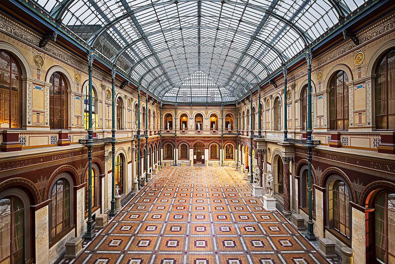 L'école nationale supérieure des beaux-arts de Paris