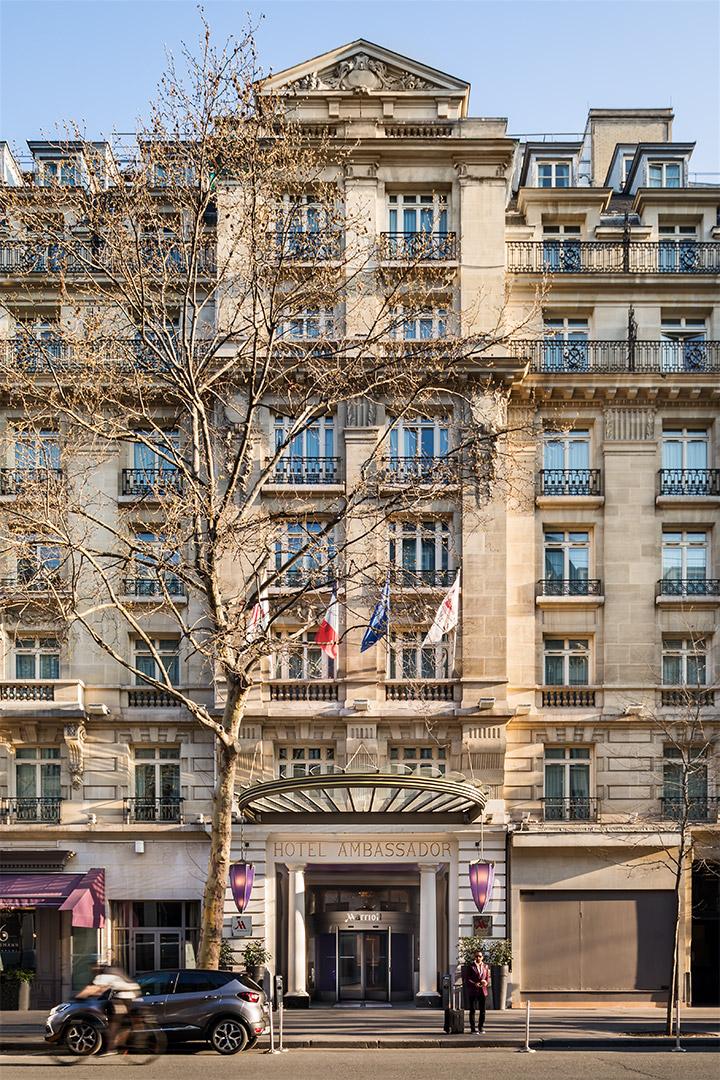 Hôtel Ambassador Paris