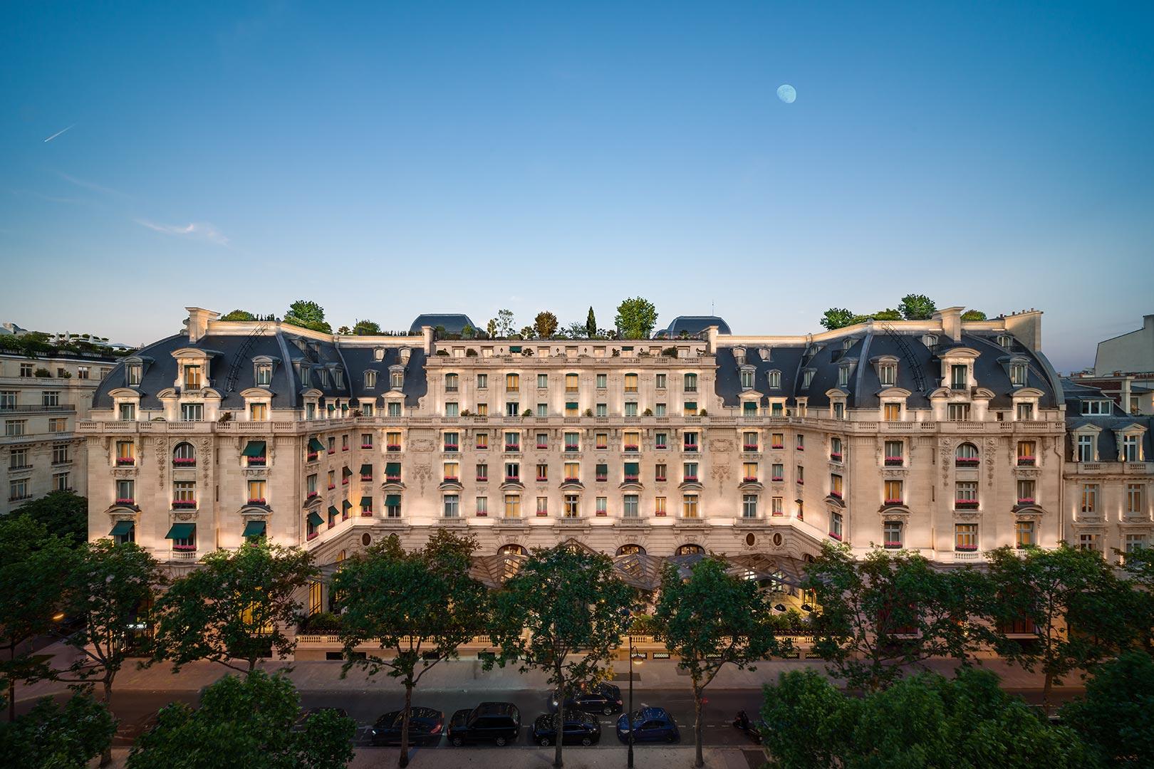 Pininsula Paris
