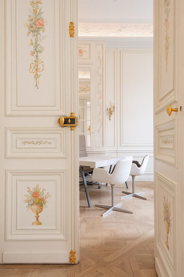 Architecte Atelier Dorique