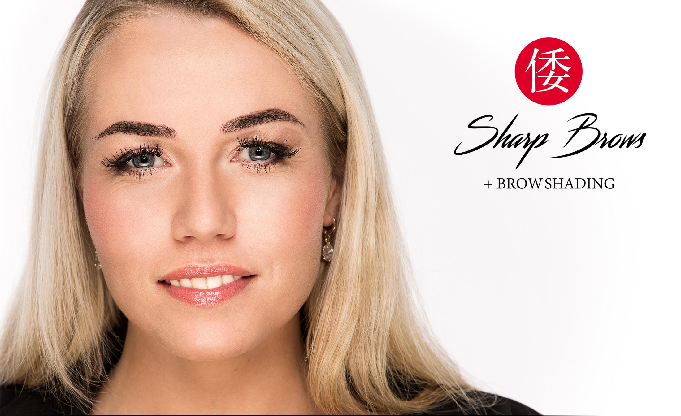 Copyright 2016 SharpBrows + Browshading