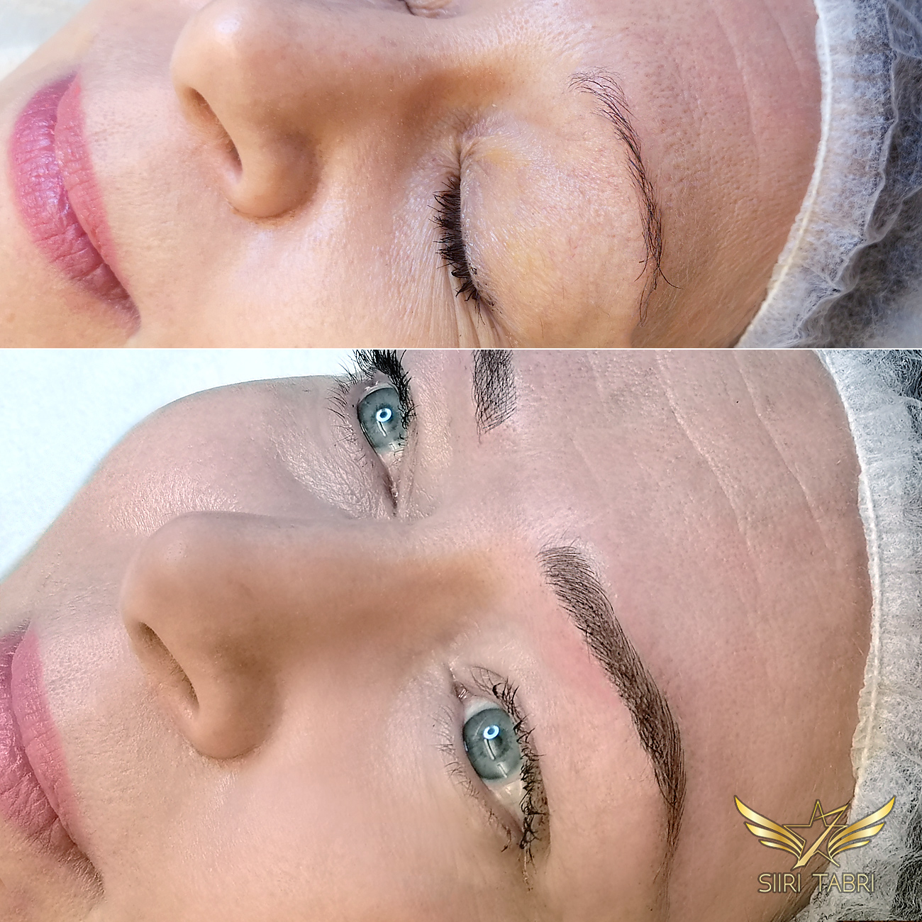 Light microblading - Modified and boosted - with Light miocroblading the results are great every time.