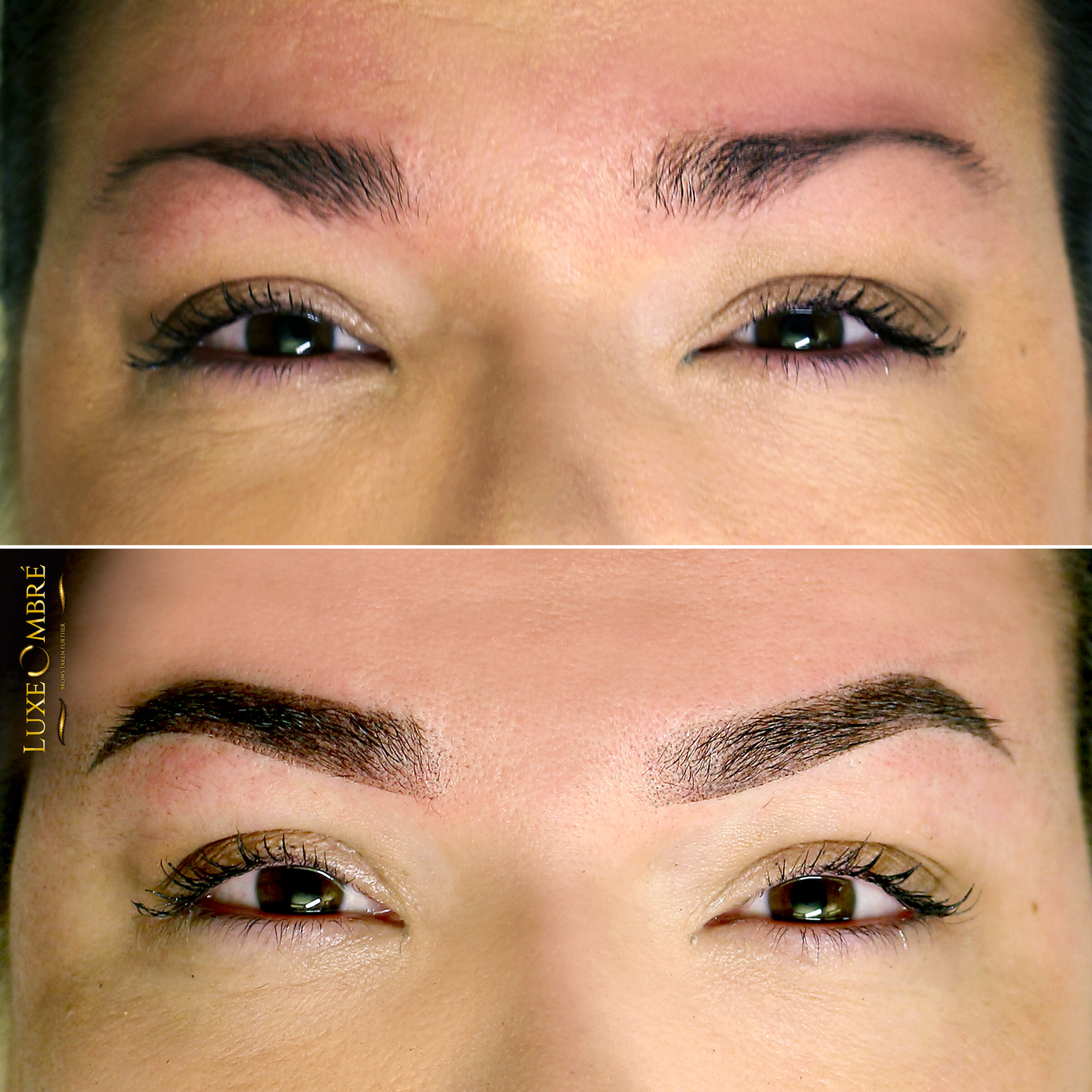 Excellent transformation to a very beautiful eyes.