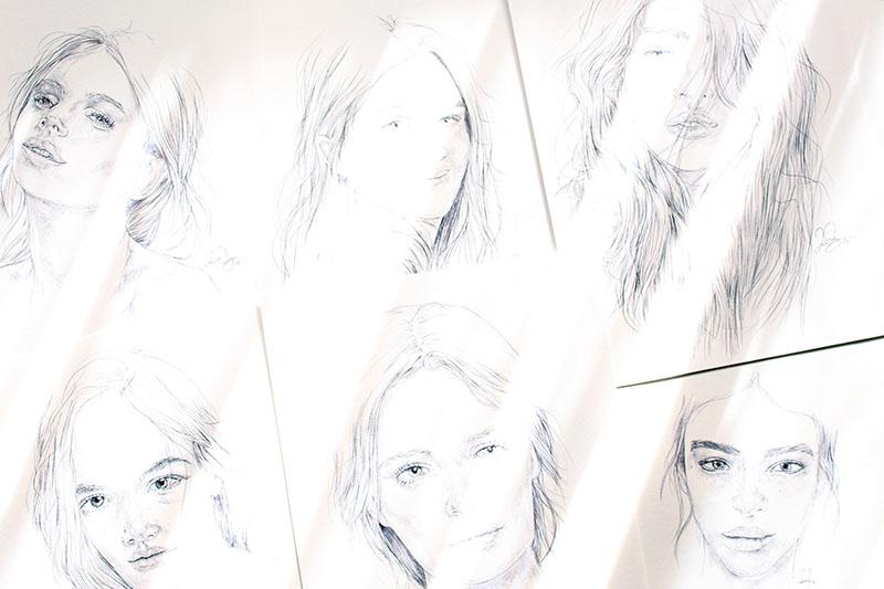 Drawings 1, 2, 3, 6, 7 & 8