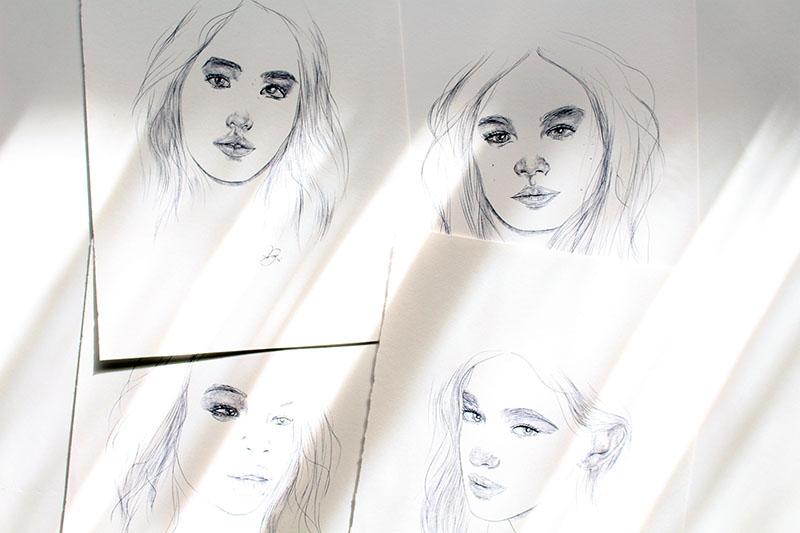 Drawings 27, 28, 29 & 30