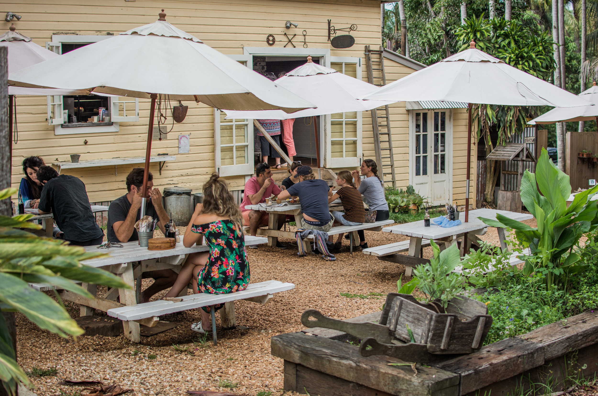 Byron Bay Cafes