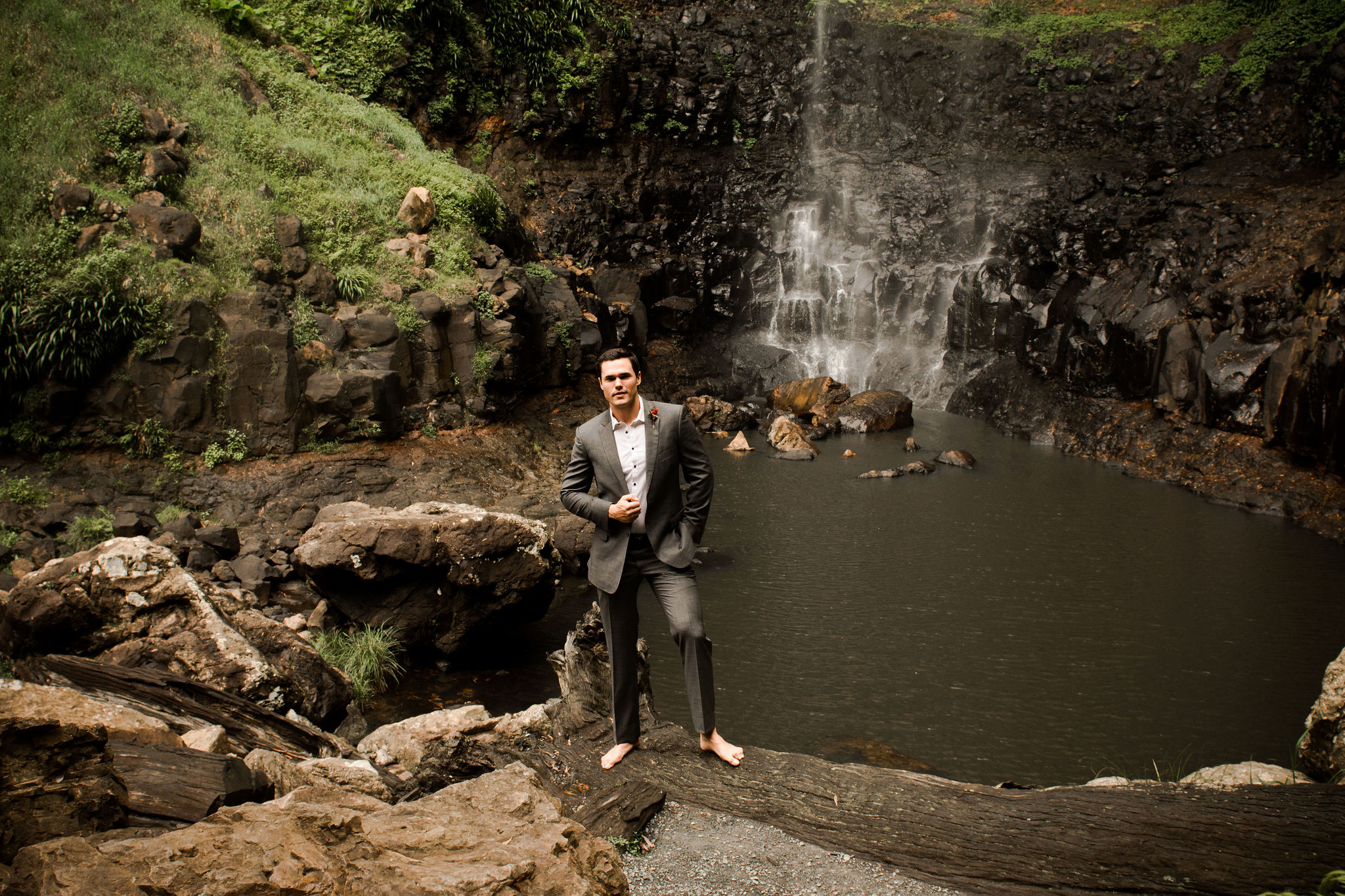 elopement photography byron bay