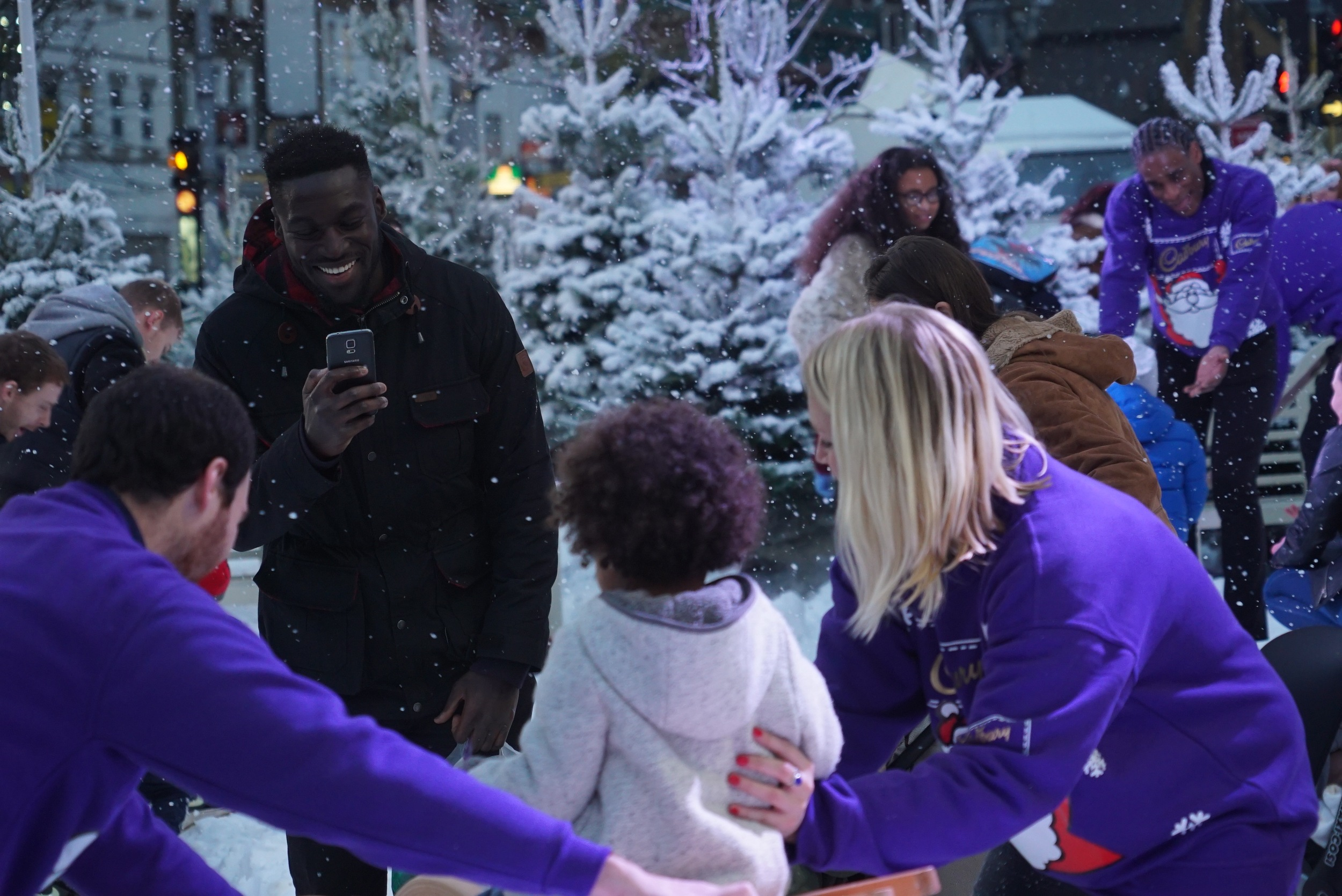 Cadbury Chritmas Cadvent campaign