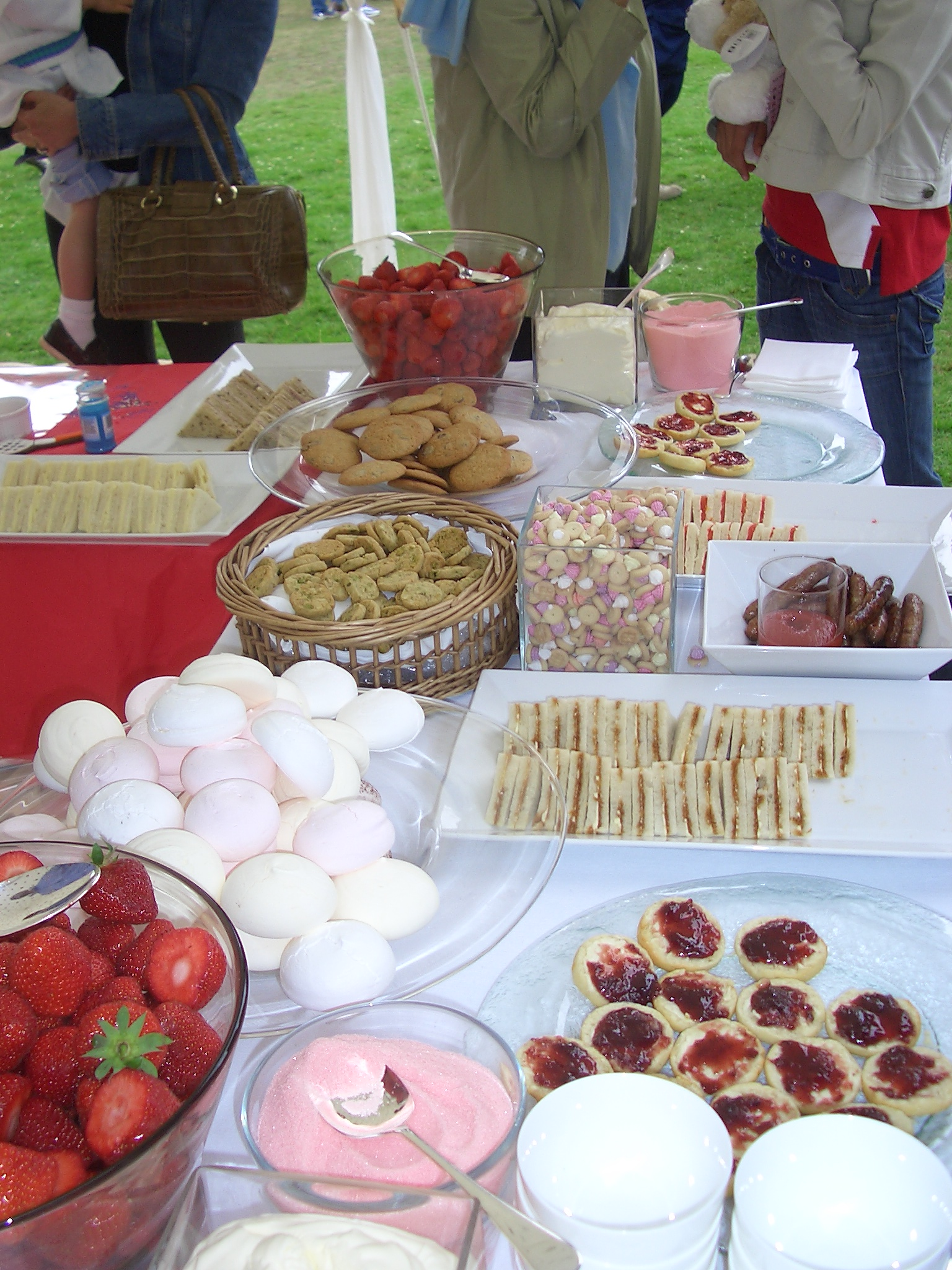 Spring and smmer pudding table.JPG