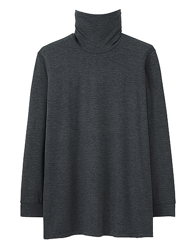 Uniqlo HEATTECH poloneck