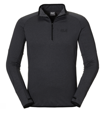 Jack Wolfskin 1/4 zip fleece