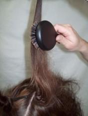 2. Back brushing