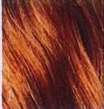 Red Hair -  Varies in depth but not as overloaded with tone