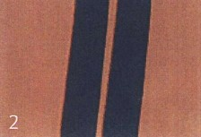 Magnified Hair -Both same colour