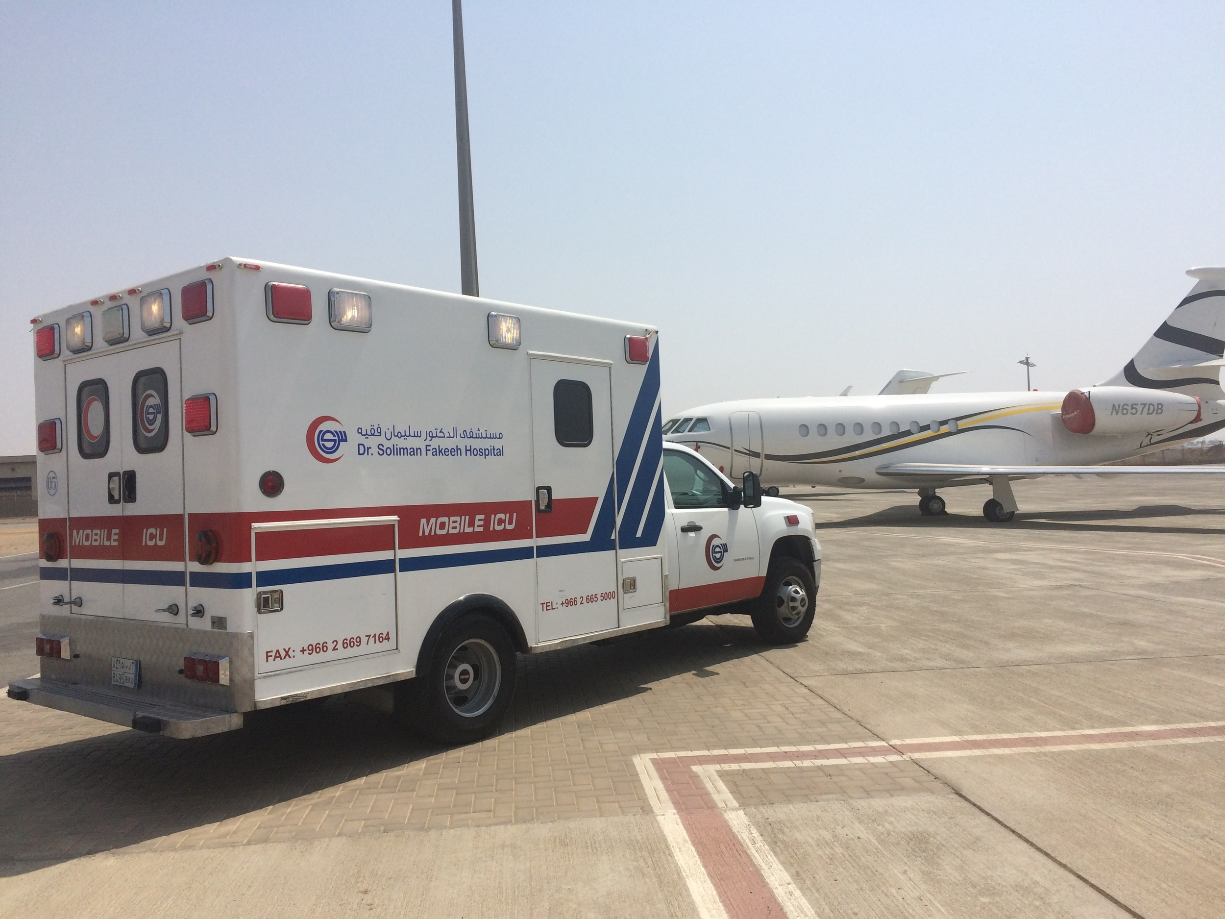 Global Medical Standards   Medical Evacuation Services    Learn More