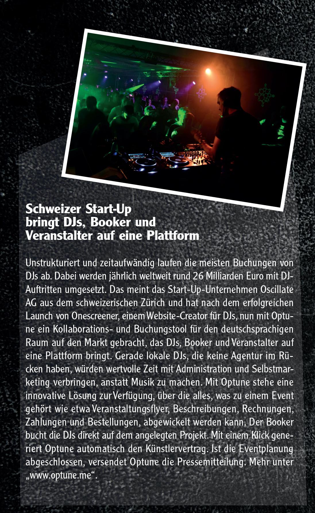 disco magazin germany