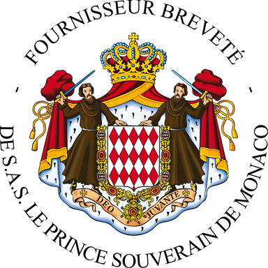 Maison Lino est fier d'être Fournisseur Breveté du Palais Princier de Monaco  Maison Lino is proud to be Appointed to HSH the Sovereign Prince of Monaco