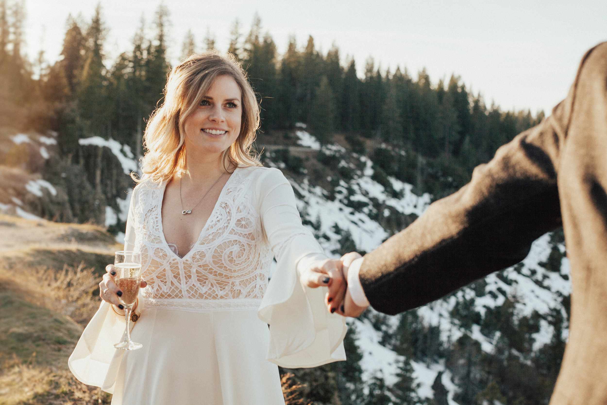 Sacramento Adventure Bride