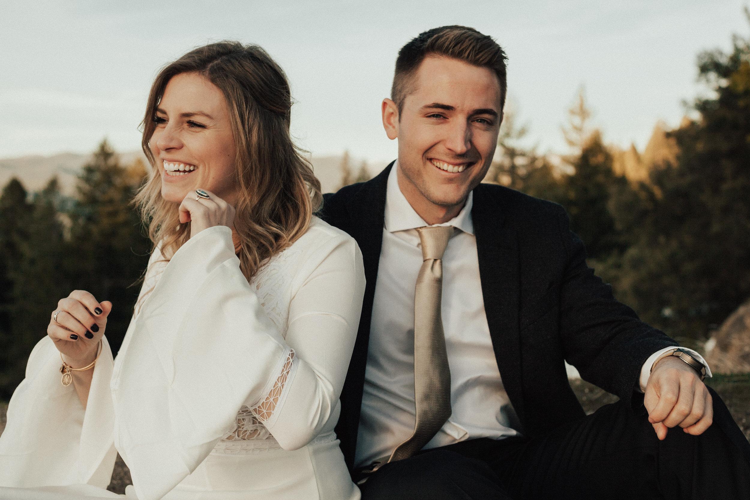 Elopement Wedding near Sacramento
