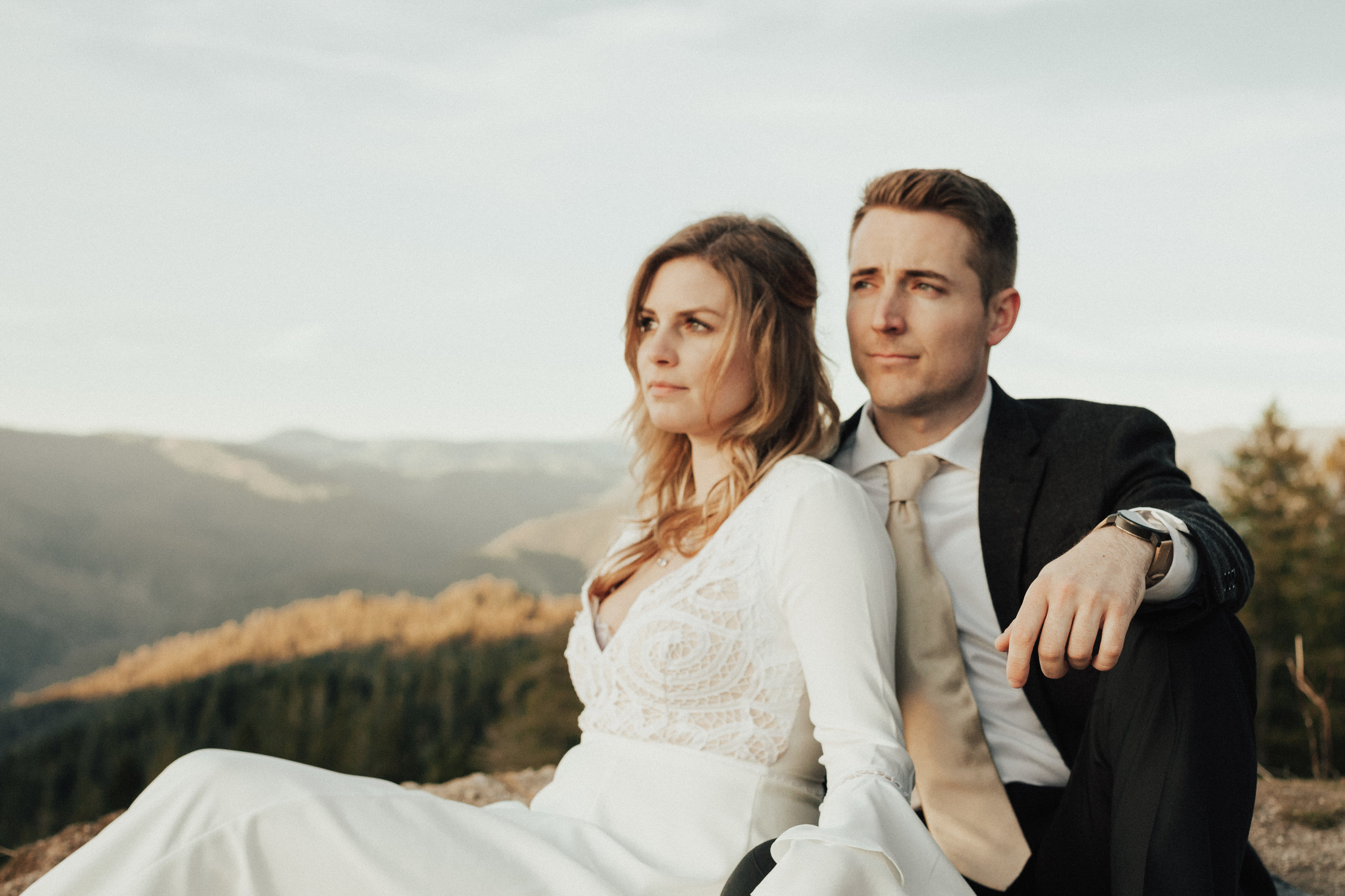 Intimate wedding photography in Sacramento