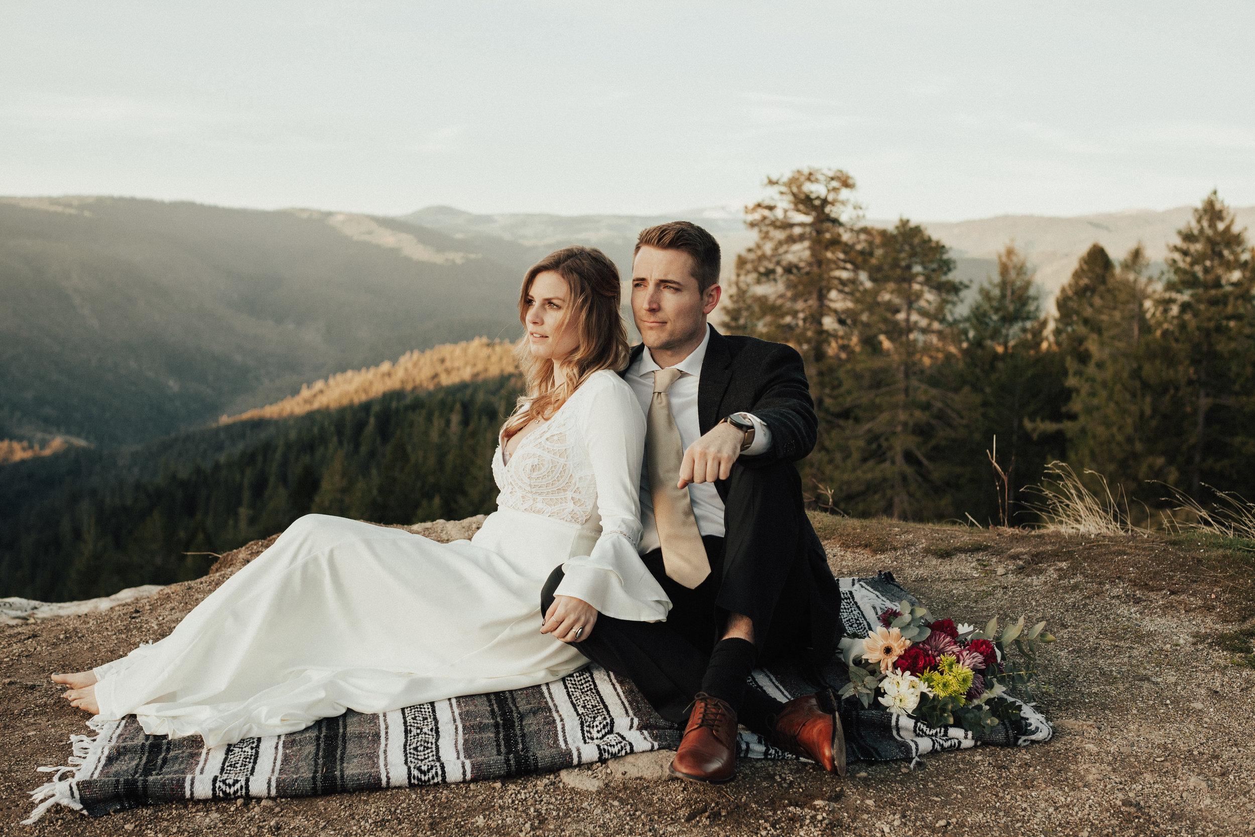 Intimate Wedding Photography near Sacramento