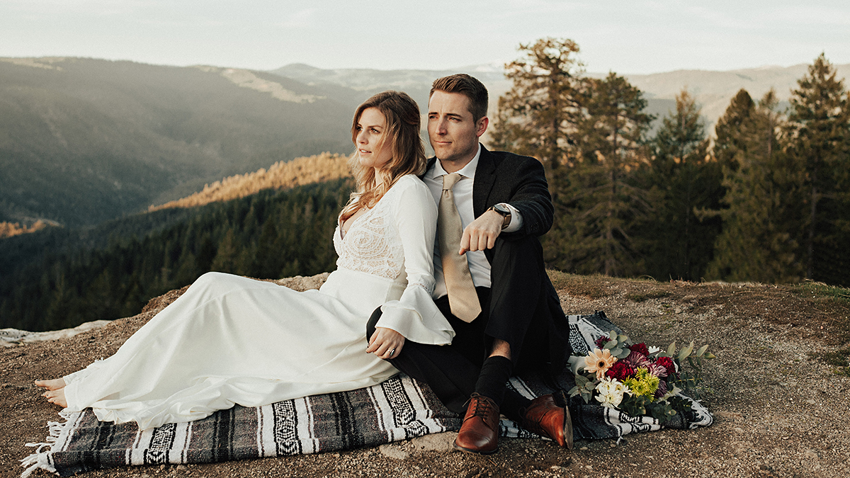 Nevada City Elopement